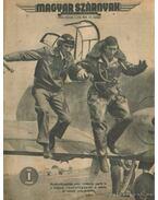 Magyar Szárnyak 1944. 13. szám július