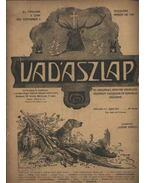 Vadászlap 1920. szeptember 5.