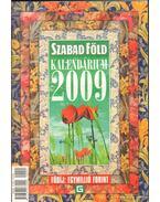 Szabad Föld kalendárium 2009