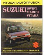 Suzuki kezelési és karbantartási utaítások