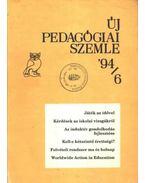 Új pedagógiai szemle '94/6