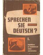 Sprechen Sie Deutsch? I. kötet
