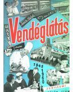 Vendéglátás 1960. jubileumi különszám