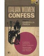 Italian Women confess