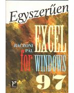 Excel for Windows 97
