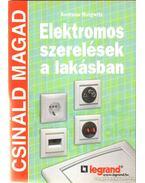 Elektromos szerelések a lakásban