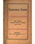 Karenina Anna I-II. kötet