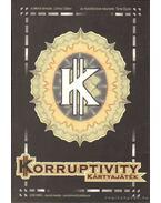 Korruptivity kártyajáték (kártyacsomag+füzet)