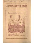 Cserkészlányok Lapja 1933. 7. szám