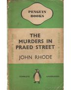 The Murders in Praed Street