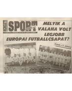 Nemzeti Sport 1993. január (hiányos) - Szekeres István