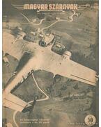 Magyar Szárnyak 1943. 8. szám április