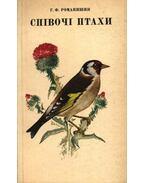 Énekesmadarak (Спiвочi птахи)