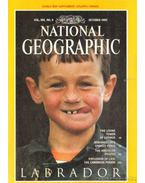 National Geographic October 1993 Vol. 184. No. 4.