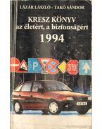 Kresz könyv 1994