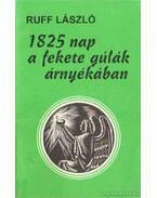 1825 nap a fekete gúlák árnyékában (dedikált)