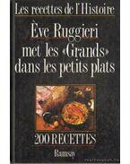Éve Ruggieri met les Grands dans les petits plants