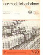 Der modelleisenbahner 1978/7. Juli