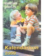 Kecskeméti Lapok Alfüldi Lapok Kalendárium 2000 - Koloh Elek (szerk.)