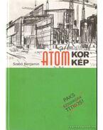 Atom korkép (dedikált)