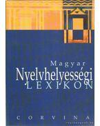 Magyar nyelvhelyességi lexikon