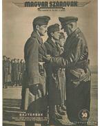 Magyar Szárnyak 1943. 2. szám január