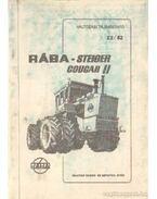 Rába-Steiger Cougar II.