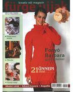 Fürge ujjak 2004. 11. szám november