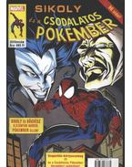 Sikoly és a Csodálatos Pókember különszám