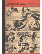 A titokzatos hajóroncs (Füles 1970. 41-42 szám 1-2 rész)