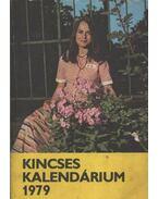 Kincsecs kalendárium 1979