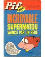 Pif gadget 352. (francia nyelvű)