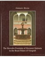 The Hercules Fountain of Giovanni Dalmata in the Royal Palace of Visegrád