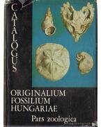 Magyarországi ősmaradványtípusok jegyzéke
