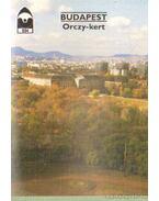 Budapest - Orczy-kert