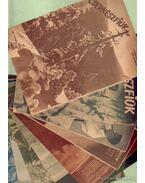 Cserkészfiúk 1947. I. évf. II. évf. (hiányos)