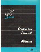 Ötösöm lesz kémiából példatár, megoldások I-II. kötet