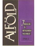 Alföld 1966/5.