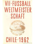 VII. Fußball-Weltmeisterschaft - Chile 1962