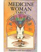 Medicine Woman Tarot (kártyacsomag+füzet)