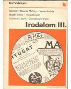 Irodalom III.