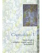 Capiculum 1.