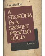 A filozófia és a szovjet pszichológia