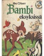 Bambi eksyksissä
