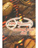 100 legfinomabb szabad tűzi étel