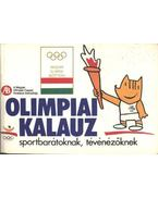 Olimpiai kalauz 1992 Barcelona