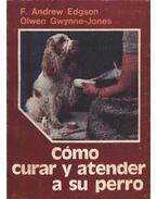 Cómo curar y atender a su perro