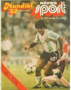 Képes Sport 1982. 25. szám