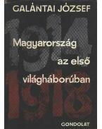 Magyarország az első világháborúban