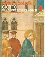 Giotto: gli affreschi di assisi - Salvini, Roberto